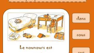 LEARN FRENCH PREPOSITIONS DE LIEU
