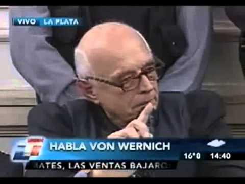 Von Wernich Extirpar al Demonio palabra de Dios