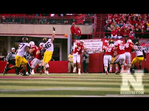 Nebraska vs Minnesota - November 17, 2012