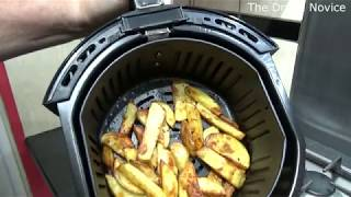 Uten Air fryer Review & Cook