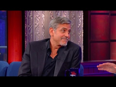George Clooney Extended Interview