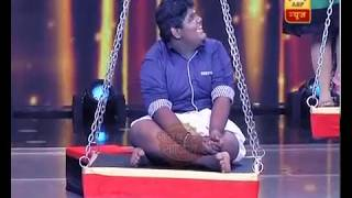 Sa Re Ga Ma Pa: Vaishnav Girish weighs exactly equal to all other children