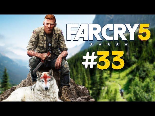 Zagrajmy w FAR CRY 5 PL #33 - REGION JACOBA 100% - Polski gameplay - 1440p