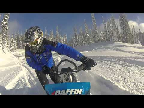 Revelstoke BC powder ride with a WASPcam Gideon Jan.4. 2014