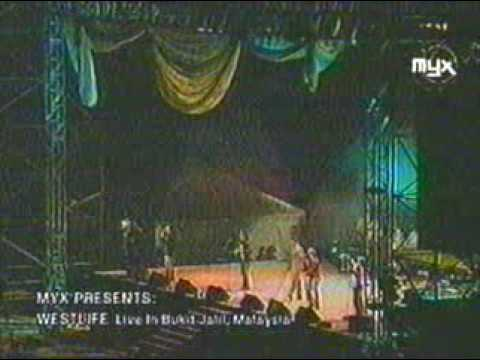 Westlife - Tonight Live in Malaysia