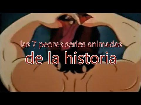Las 7 peores series animadas en la historia
