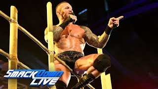 Orton climbs the Punjabi Prison to issue a warning to Mahal: SmackDown LIVE, July 18, 2017