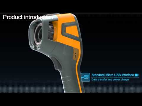 Guide B series Infrared Thermography Camera