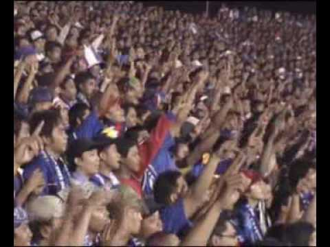 AREMANIA - The Best Suporter of Copa Indonesia 2007