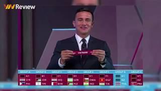 """✅VnReview - Nhận định bốc thăm vòng loại World Cup: Việt Nam vào bảng đấu """"AFF CUP mở rộng"""""""