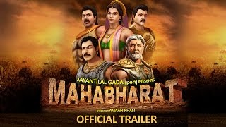 Download Mahabharat - Official Trailer - Amitabh Bachchan, Ajay Devgn, Vidya Balan, Sunny Deol 3Gp Mp4