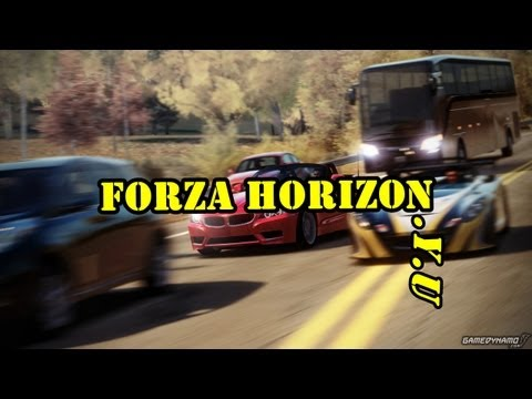 Analise Forza Horizon