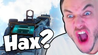 UNLIMITED AMMO GUN!? (Call of Duty: Black Ops 3 R70 Ajax)