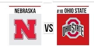 Week 10 2018 Nebraska vs #10 Ohio State Full Game Highlights