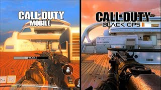 Call of Duty Mobile VS Call of Duty PC I Detailed Comparison.