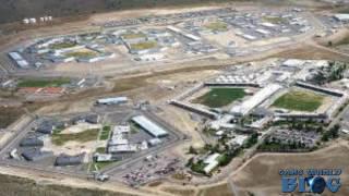4 injured at prison riot invloving 100 prisoners in Susanville, Ca
