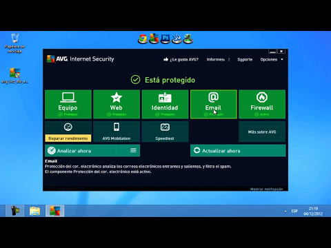 Avg Antivirus Para Windows 8 (HD)