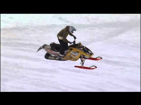 Snowmobile Alaska Extreme Session