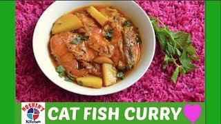 Cat Fish curry II বিদেশি মাগুর মাছের ঝোল ।।Bangladeshi style Magur Maas curry II