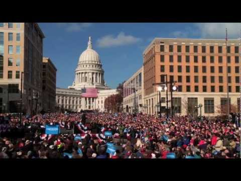 Today We Fight For Change - OFA Wisconsin