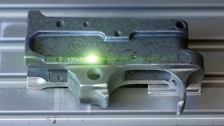 Industrial Laser Marking Applications