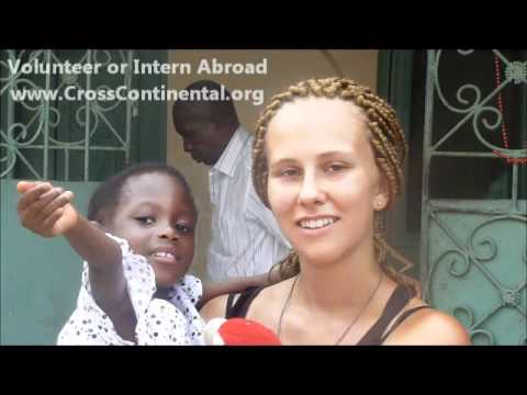 Volunteer Abroad in Africa with Cross-Continental Solutions Inc.
