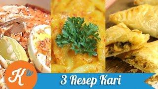 Kompilasi 3 Resep Kari