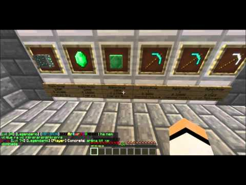 Minecraft Server : Dragoncraft 1.6.1/1.6.2 (Pirata/Original)