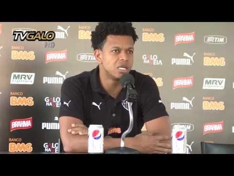 20/10/2014 Galo se reapresenta e já inicia preparação para o jogo contra o Bahia