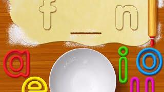 Sesame Street Alphabet Kitchen by Sesame Street - Brief gameplay MarkSungNow