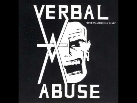 Verbal Abuse - Boredom