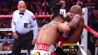Floyd Mayweather VS Victor Ortiz CLASSIC BOXING HIGHLIGHTS