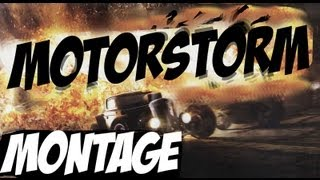 Motorstorm Apocalypse - The Ultimate Montage - Stunts, Crashes and Destruction