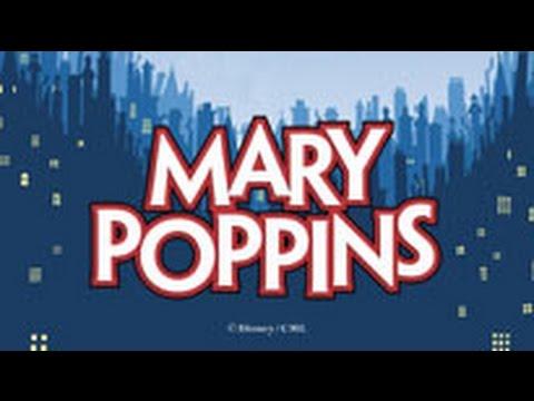 Mary Poppins Musical UK Tour Cameron MacKintosh 2016