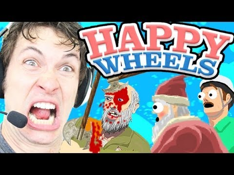 ONLY 4 PROS - Happy Wheels