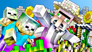 Annoying Villagers 13 - Original Minecraft Animation by MrFudgeMonkeyz