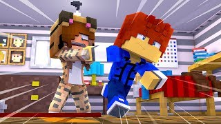 Minecraft Daycare -  TINA'S CRAZY SECRET !? (Minecraft Roleplay)