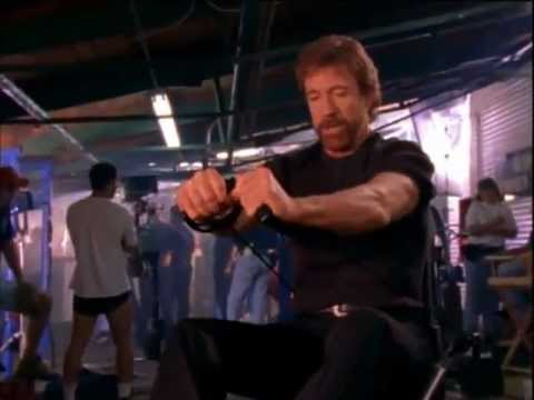 Chuck Norris - Total Gym #1