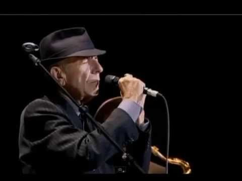 Leonard Cohen about the meaning of Hallelujah