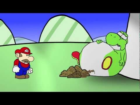 Mad Mad Mario 4 video