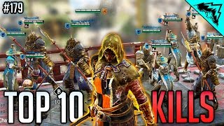 1v9 CLUTCH - For Honor Top 10 Epic Moments & Kills in World's Best Clips of the Week - WBCW 179