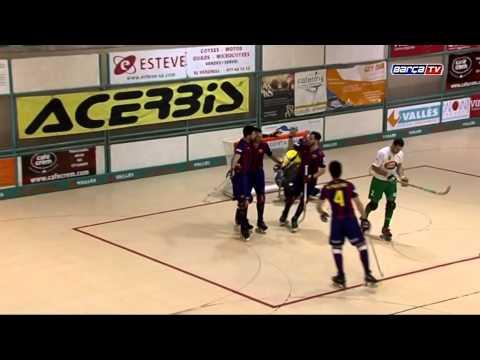 Resumo OK Liga: Calafell 0-8 FC Barcelona