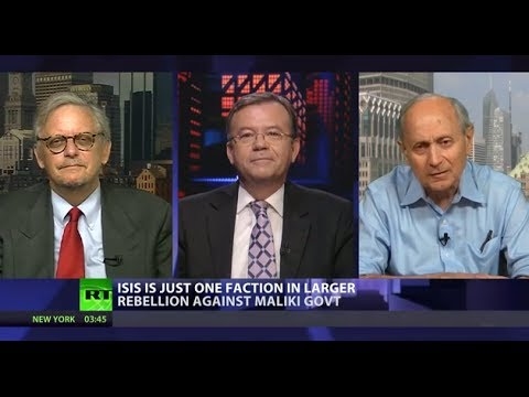 CrossTalk: Saving Baghdad?