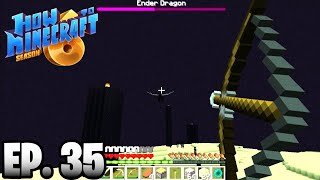 MINECRAFT CUSTOM DRAGON EVENT!!! |H6M| Ep.35 How To Minecraft Season 6 (SMP)