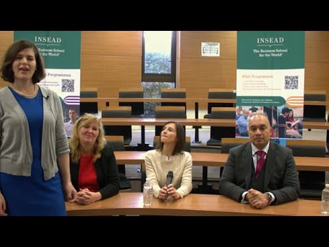 Access MBA Live with INSEAD - The Business School for the World