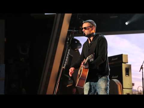 Behind the Scenes at Rehearsals Eric Church  2014 ACM Awards