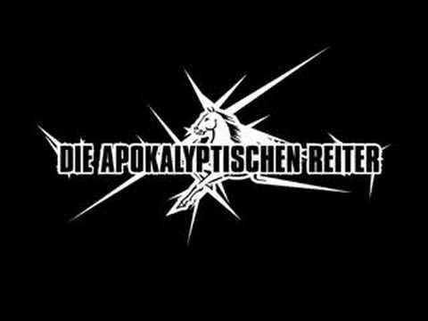 Die Apokalyptischen Reiter - Die Schnheit Der Sklaverei