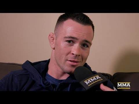 Colby Covington Plans On Handing Interim Title To President Trump At White House After UFC 225
