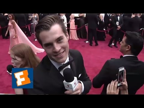 Marcus Johns at the Oscars - Part 2 | FandangoMovies