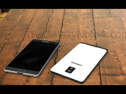 Samsung Galaxy Note 4 concept, ready for mass production and released near the end of Q3 2014 ?